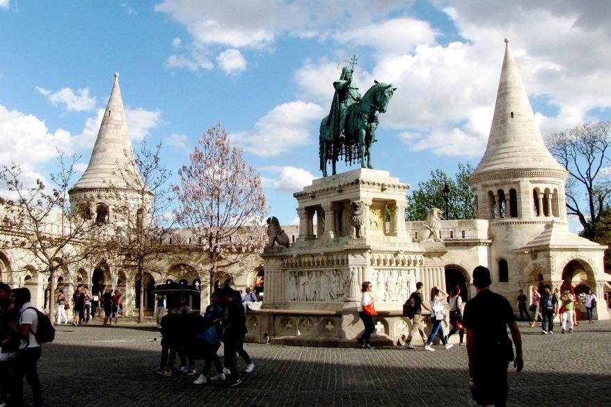 Памятник Святому Иштвану