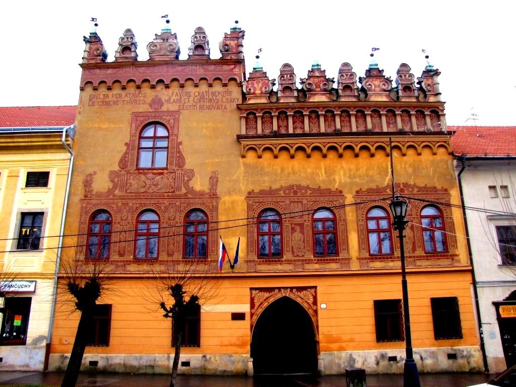 Тгурзов дом, 1532