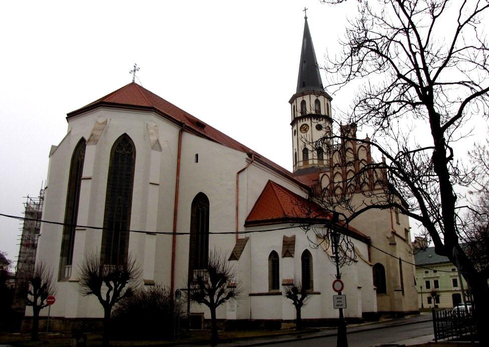 Собор Святого Якуба (1290-1400)