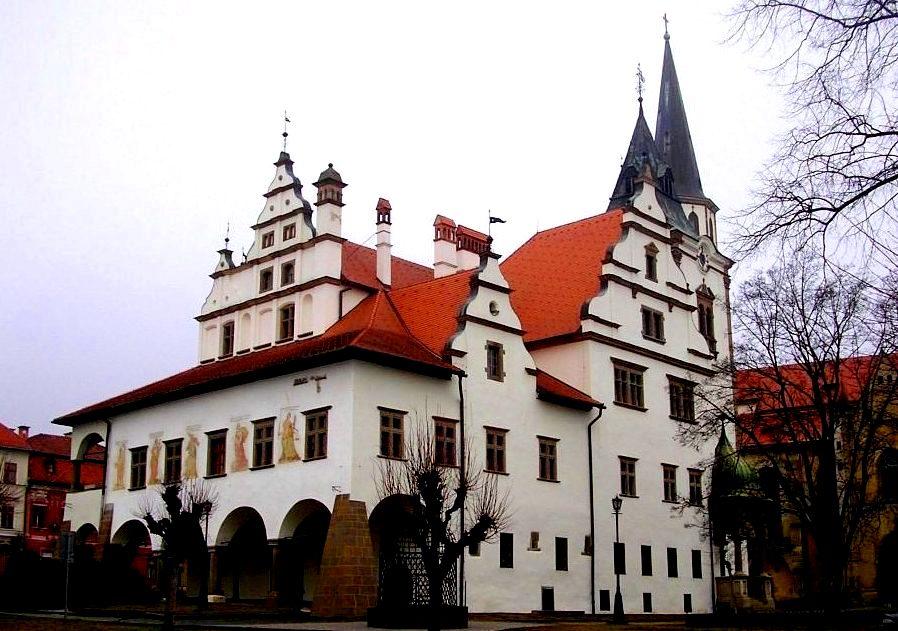 Ратуша, 1615