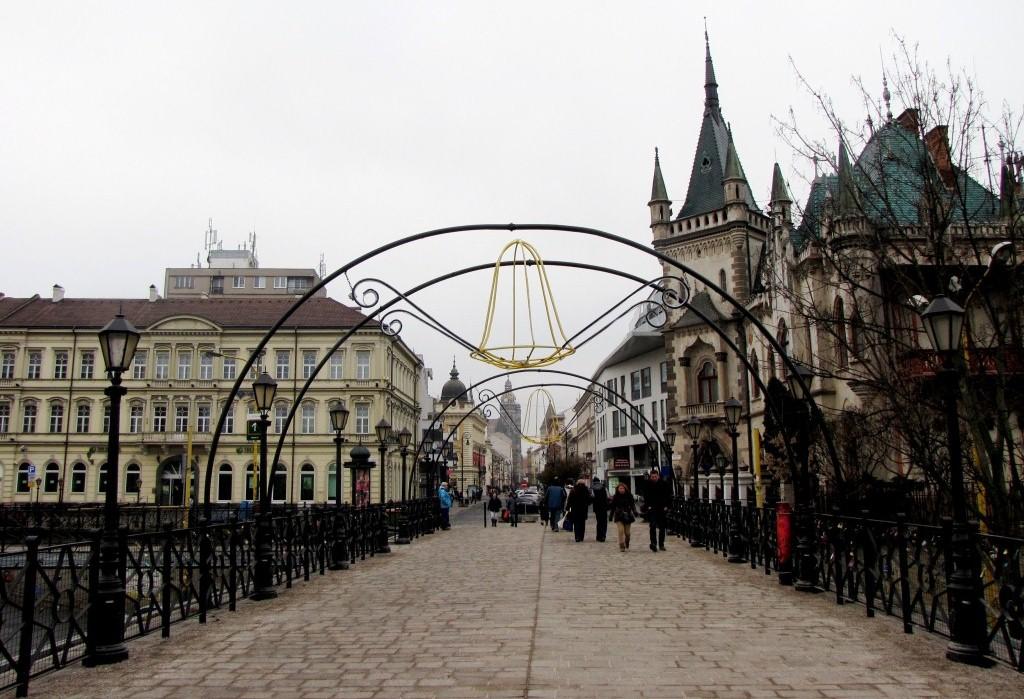 Вход в Старый город - вход в сказку