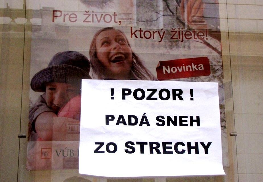 Словацкий язык похож на украинский  и русский. Но не совсем...