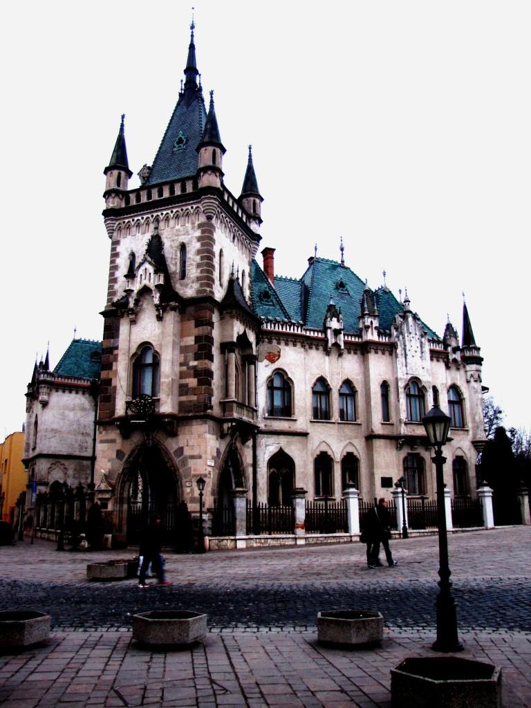 Якабов палац, 1899г.