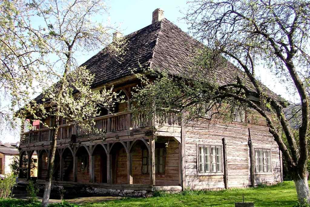 Симпатичный дом с симпатичным названием - лямус