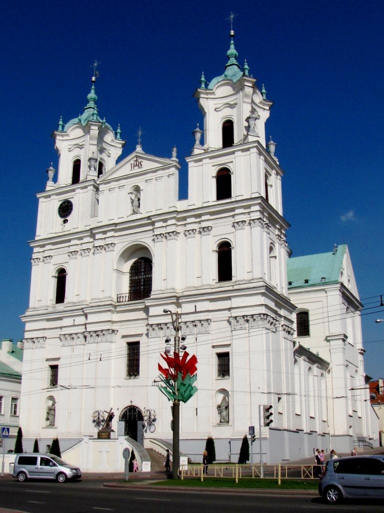 Костел Франциска Ксаверия - самый красивый храм Беларуси