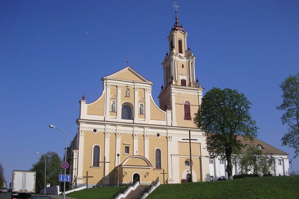 Бернардинский костел Отыскания Святого Креста