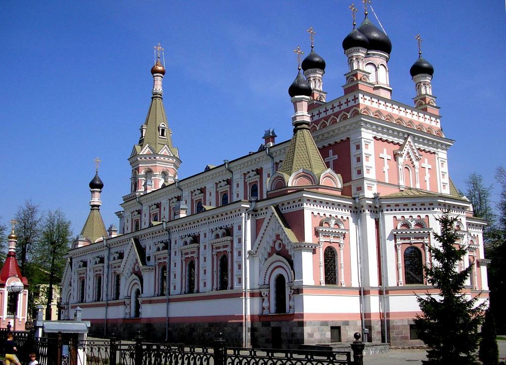 Покровский кафедральный собор (1907)