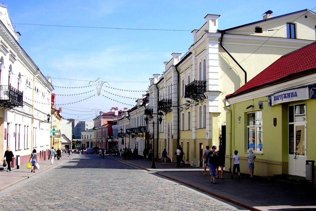 Пешеходная улица Советская