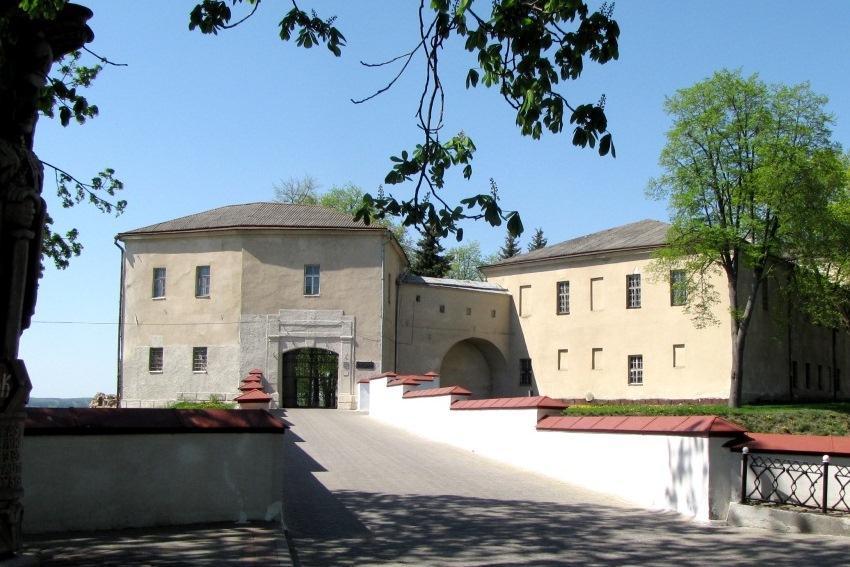 Скромный Гродненский замок