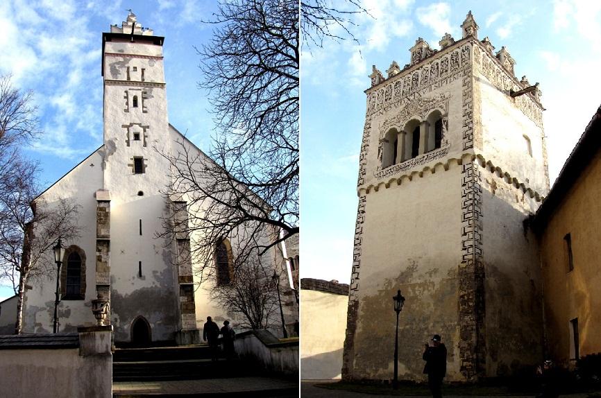 Базилика Воздвижения Святого Креста и колокольня, XV в.